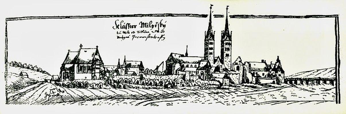SLAVNÁ WILLENBERGOVA VEDUTA